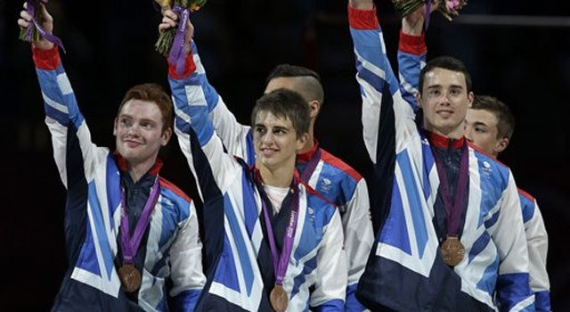 London 2012 gymnastics: China wins team Gold; Great Britain get Bronze and Japan gets Silver....full details of this controversial events follows