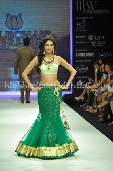 Vijay Golesha's #Jewelry @ IIJW, 2012