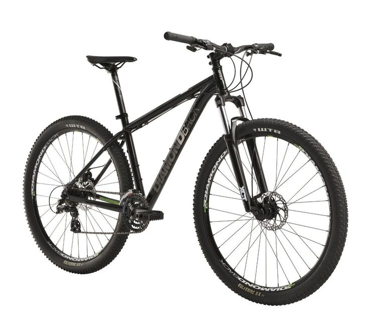 Diamondback Response Mountain Bike with 29-Inch Wheels, Black, 22-Inch/X-Large Reduced. Priced to Sell!