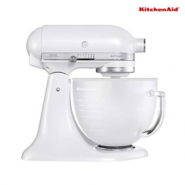 KitchenAid Artisan Series 4.8 L Tilt-Head Stand Mixer - Limited Edition - Frosted Pearl  -  5KSM150PSBFP