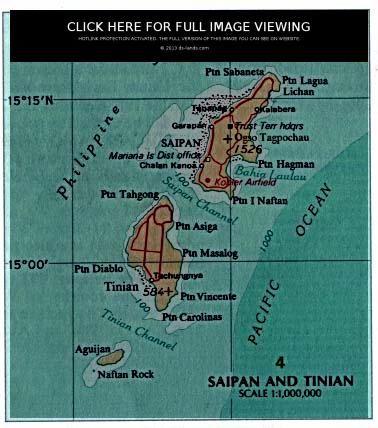Famous Landmarks of Saipan