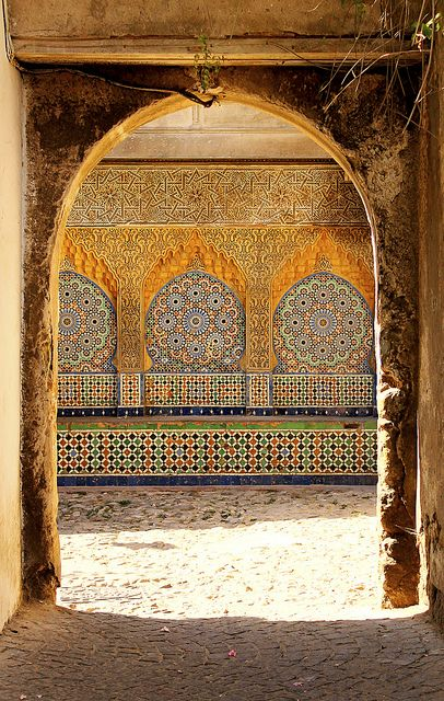 tangier muslim The top 10 things to see and do in tangier here we list the top 10 things to see and do in this interior and marks the direction of muslim prayer.