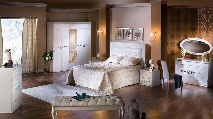 Kristal Yatak Odası Takımı - İstikbal