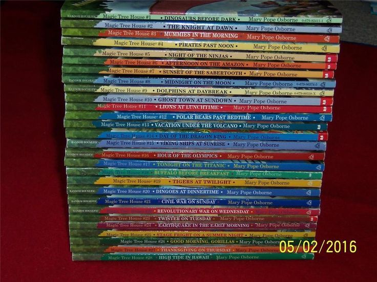 Awesome Who Wrote The Magic Treehouse Series Part - 14: 28 Magic Tree House Chapter Books-Osborne-Complete Original Series-2nd-3rd  Grade | Magic Tree House Childrenu0027s Books | Pinterest | Magic Tree Houses,  ...