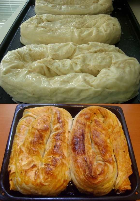 Sarıyer Böreği Nasıl Yapılır