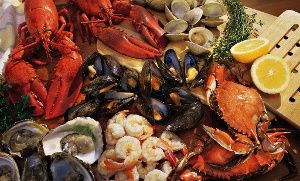 Groupon - $ 27 for Dinner for Two at Cy's King Crab Oyster Bar & Grill ($49.85 Value) in Cy's King Crab Oyster Bar & Grill. Groupon deal price: $27