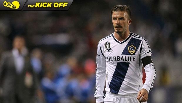 Kick Off: LA's Beckham left off Great Britain Olympic Team, 6/28/12