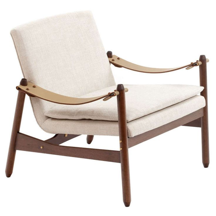 Ipanema Armchair by Jorge Zalszupin | From a unique collection of antique and modern armchairs at https://www.1stdibs.com/furniture/seating/armchairs/