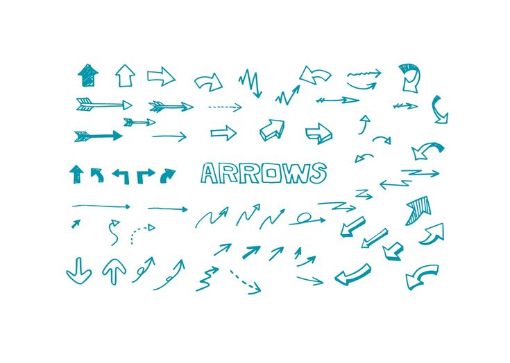手書き矢印のイラスト素材です【Arrows drawing】 ベクターも含まれていますので、解像度を損なうことなくサイズや色の変更が可能です。データ(JPG、PNG、AI)はダウンロードボタンをクリック!