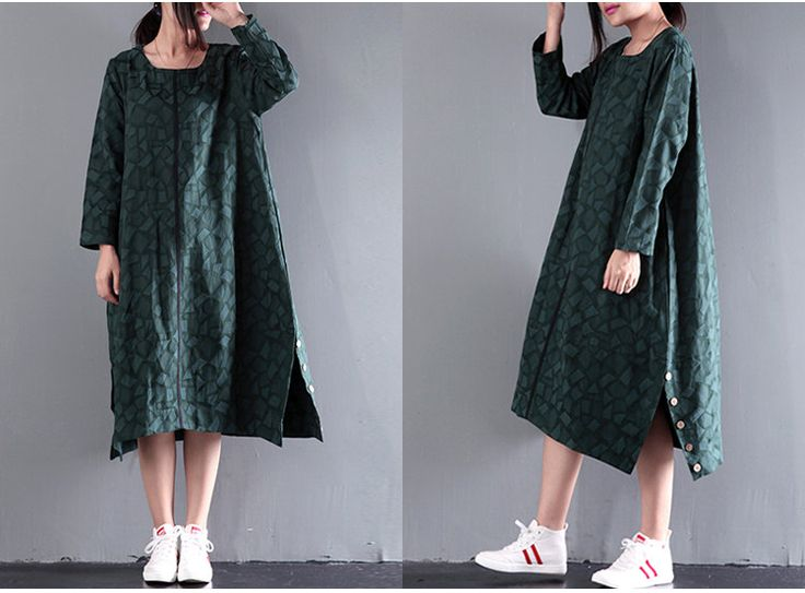 + Material: Cotton,Linen  Size:M Bust:40.9 Inch/104cm Waist:53.5 Inch/136cm Length:39.4 Inch/100cm Shoulder:16.5 Inch/42cm Sleeve:18.5 Inch/47cm Cuff:13.4 Inch/34cm  Size:L Bust:42.5 Inch/108cm Waist:55.1 Inch/140cm Length:39.8 Inch/101cm Shoulder:16.9 Inch/43cm Sleeve:18.9 Inch/48cm Cuff:13.8 Inch/35cm  Size:XL Bust:44.1 Inch/112cm Waist:56.7 Inch/144cm Length:40.2 Inch/102cm Shoulder:17.3 Inch/44cm Sleeve:19.3 I...