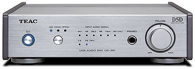 Other iPod and Audio Player Accs: Teac Ud301sv Digital To Analog Converter Silver BUY IT NOW ONLY: $399.99