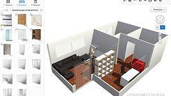 planos de casas 3d autocad - YouTube