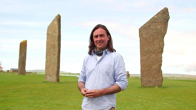 Neil Oliver, Chris Packham, Andy Torbet and Dr Shini Somara uncover the secrets of Orkney.