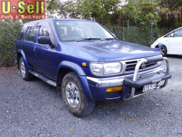1995 Nissan Terrano for sale | $4,250 | U-Sell | Park & Sell Yard | Used Cars | 797 Te Rapa Rd, Hamilton, New Zealand