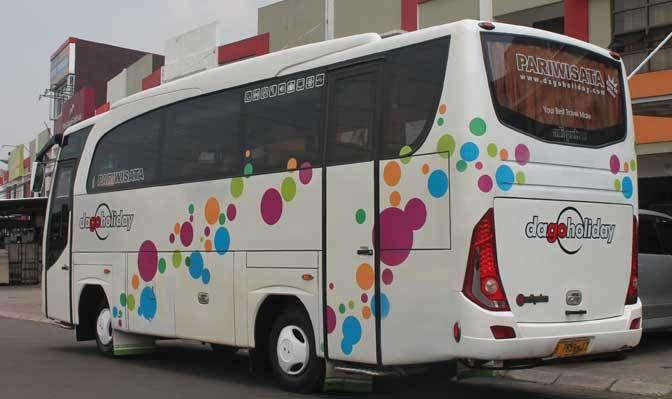 Sewa Bus dari Bandung ke Pantai Pangandaran yang Murah & Mudah
