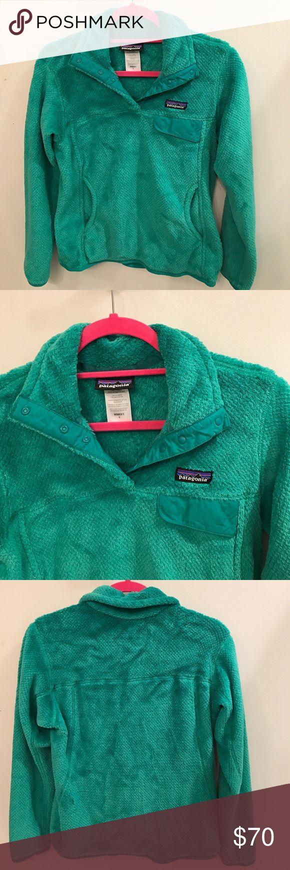 Patagonia Women's Re-Tool Snap-T® Fleece Pullover Patagonia Women's Re-Tool Snap-T® Fleece Pullover Patagonia Jackets & Coats