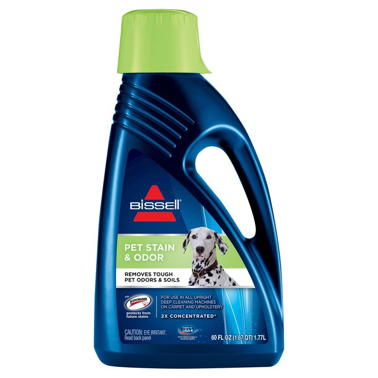 BISSELL 2X Pet Stain & Odor 60oz. Upright Carpet Cleaner