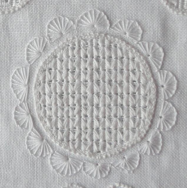 schwalm_embroidery_detail_sun by www.miriam-blaylock.com, via Flickr