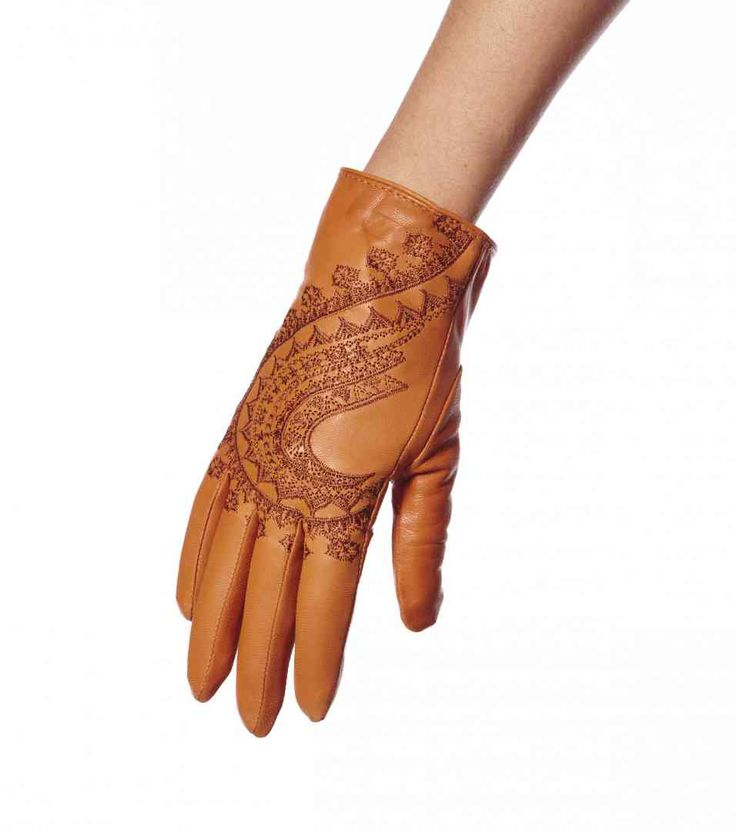 leatherette glove from Odd Molly