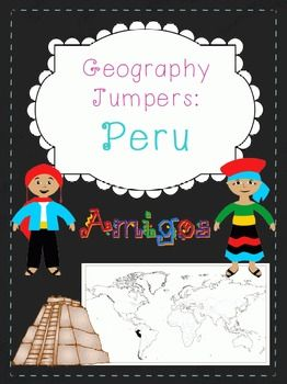 ****Free!**** Download soon so you can become acquainted with my Geography Jumpers series!!!This unit explores the country, the continent it's located in, it's flag, and many other facts, including it's culture and what school is like there. This is one unit in a series that includes 22 countries.This series is perfect for preschoolers, Pre-k, Kindergarten, first grade, second grade, PPCD, and Special Education.Items included:fact sheetword wall cardsinformational bookemergent reader bookcut…