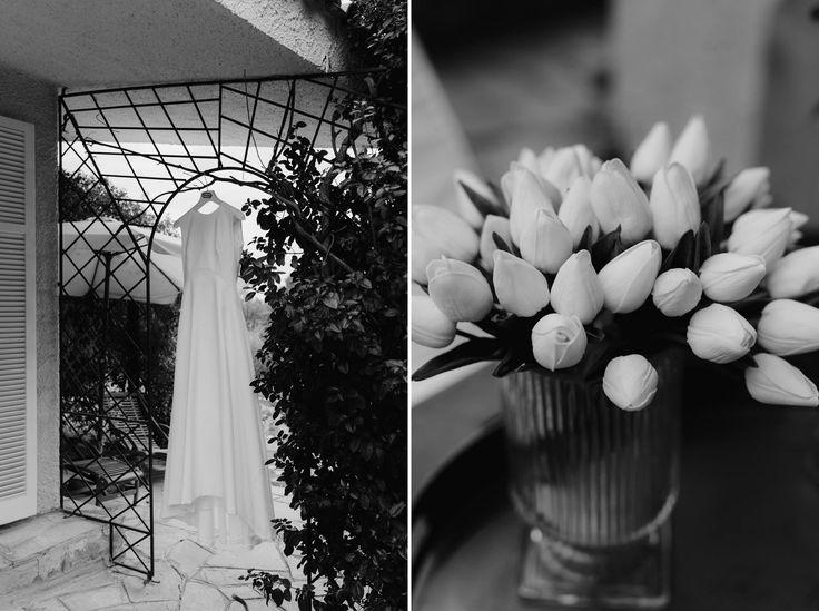 Fall Backyard Wedding - Max Mara Bridal