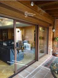 Resultado de imagen para imágenes de puertas para separar el jardin con seguridad