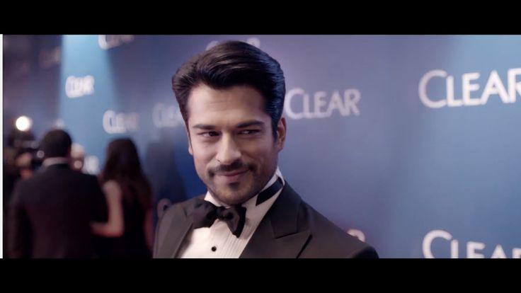 Clear ile Saçların Her Zaman Başrolde! - Burak Özçivit Yeni Reklam Filmi