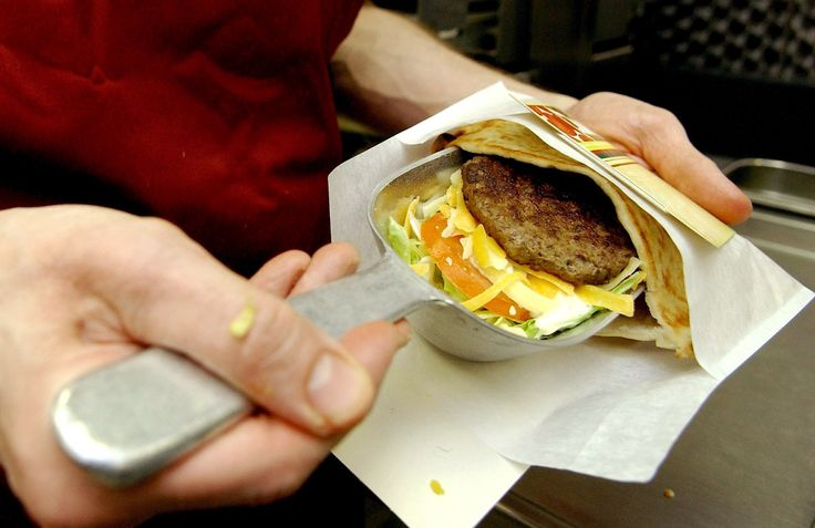 28 Fast Food Items That Failed