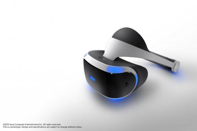 PlayStation VR llegará a las tiendas en octubre