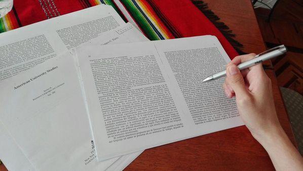 Artículos científicos: mientras más narrativos, más citados