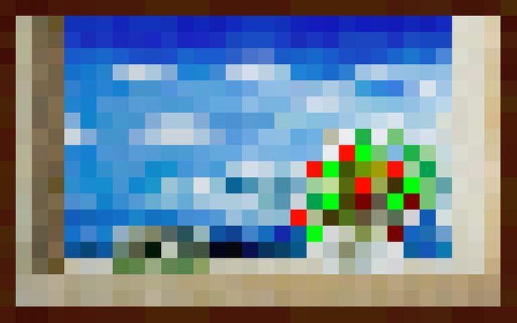 Minecraft Plant Wallpaper by LynchMob10-09.deviantart.com on @DeviantArt