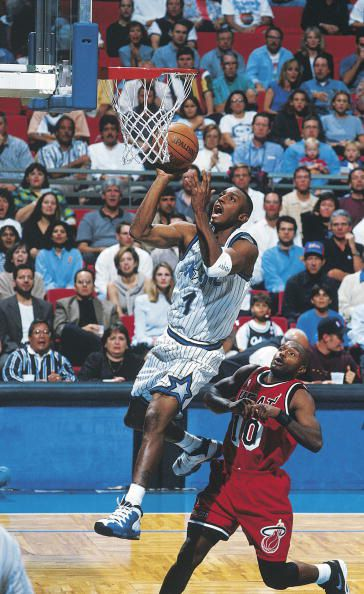 Penny Lays It In, '98 East Quarterfinals.
