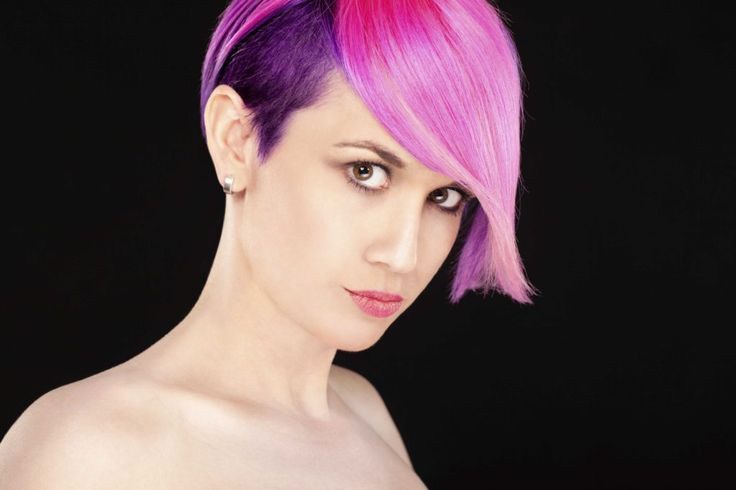 Shaved Hairstyles for Women: 6 Short Hairstyles to Inspire #hairstyles #hairdare #daringhair #womenshair