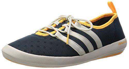 adidas Climacool Boat Sleek, Damen Bootsportschuhe, Blau (Midnight F15/Chalk White/Solar Gold), 43 1/3 EU (9 Damen UK) - http://on-line-kaufen.de/adidas/43-1-3-eu-adidas-climacool-boat-sleek-damen-2