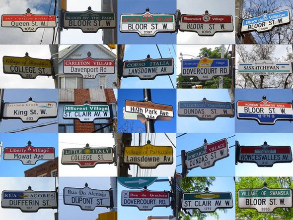 Sign Typology