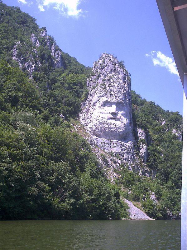 Decebal, Cazane, Portile de Fier, Romania