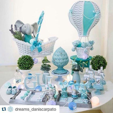 #Repost @dreams_daniscarpato with @repostapp @bebes.de.luxo    Luxo total nessa mesa de maternidade feita para o Gui!!! Perfeito!  ❤❤ ・・・ Mesa da maternidade do Gui #guichegou #maternidade #mesadematernidade #decoracaoinfantil #partydecor #partyideas #elefante #elephantandgiraffe #mintandgrey #personalizadosdeluxo #encontrandoideias #blogencontrandoideias #festejandoemcasaoficial #festejarcomamor #loucaporfestas #srafesta #festasdeluxo  Foto @petitcomite.fotografia