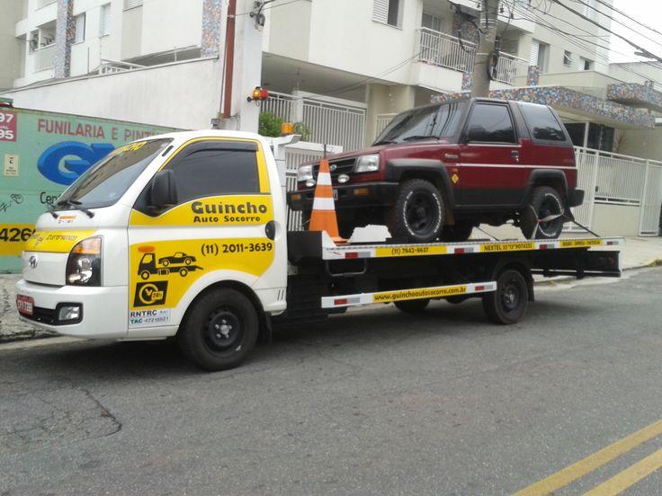 #car #transporte #guincho #reboque #towlife #towtruck #hyundai #truck #suzuki #jimmy #jeep #4x4 #santoandre #sp