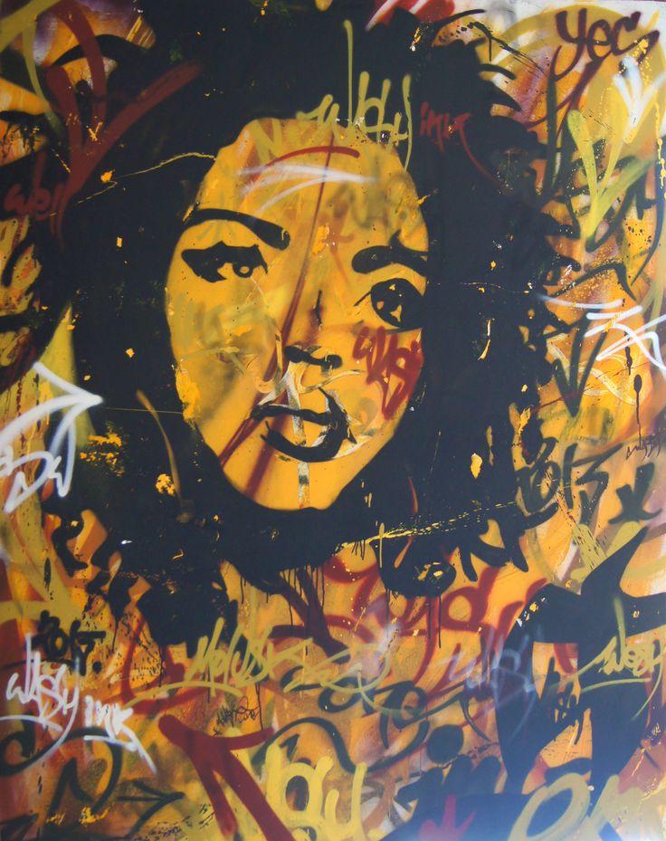 Lauryn Hill 200cm/160CM
