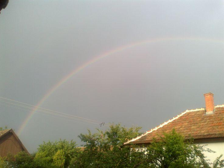 Rainbow on Tiszaroff
