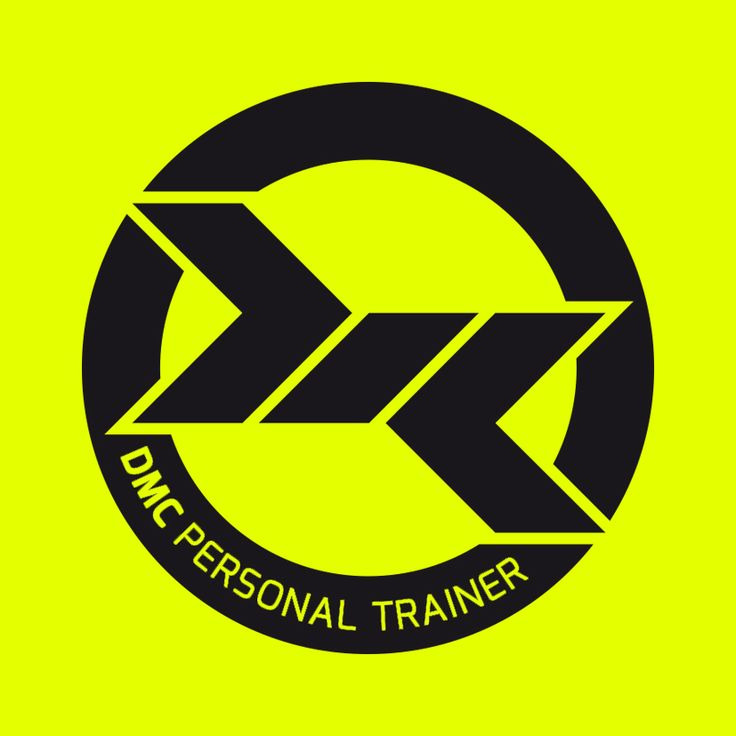 New #logo for DMC Personal Trainer #dmcpersonaltrainer #fitness #fit #motivation #healthy #healthylife #training #logotype #type #sign #typography #design #id #brand #identidad corporativa #fluor #fosforito #dmc