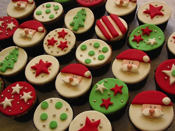 GORGEOUS Christmas CAKE