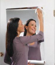 Vysoká kvalita Square Mirror Doska samolepky na stenu 3D obraz na stenu Mosaic Home bytové dekorácie DIY pre prijímacie izba terasa s darčekmi 50x100cm (Čína (pevninská časť))