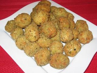Olives frites de Tante Ida (Olive fritte della Zia Ida)