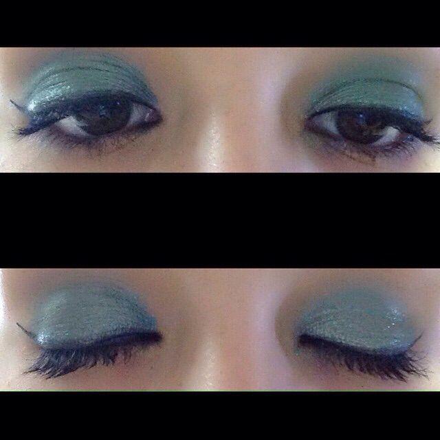 makeup #verdesperanza #madewithstudio
