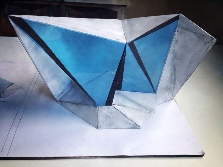 """Architecture style Deconstructivism """""""