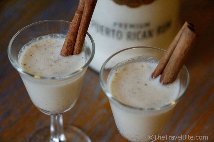 Easy And Delicious Drink...Coquito Recipe