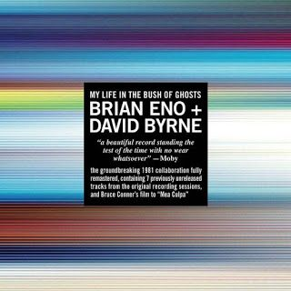 Brian Eno - David Byrne - My Life In The Bush Of Ghosts (1981)  http://artesuono.blogspot.it/2016/10/brian-eno-david-byrne-my-life-in-bush.html