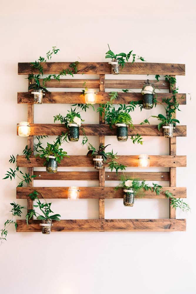 wall decor creative walls diy deco decorating shelves requests cas build plants living garden glaminati topzdesign