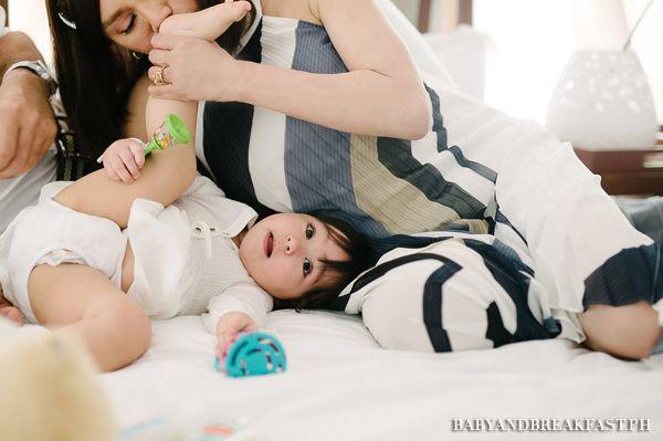 Scarlet Snow Belo Family Editorial Shoot | Family | Baby | http://babyandbreakfast.ph/2016/06/19/scarlet-snow-belo/ | Photographer: Nicolai Melicor